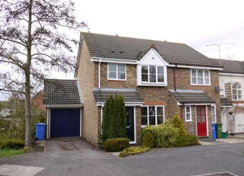Thumbnail 3 bed end terrace house to rent in Woodhouse Street, Binfield, Bracknell