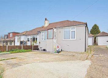 Thumbnail 2 bed bungalow for sale in Howard Road, Sompting, West Sussex