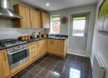 Thumbnail 3 bed detached house for sale in Greenvale Avenue, Greenvale Estate, Newcastle Upon Tyne