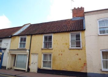 Thumbnail 4 bedroom terraced house for sale in Fakenham, Norfolk