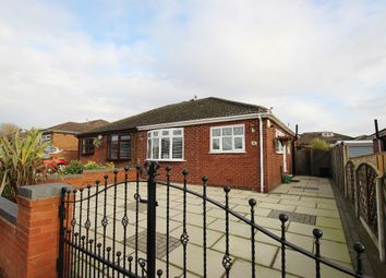 Thumbnail 2 bed bungalow for sale in Rose Avenue, Haydock, St. Helens