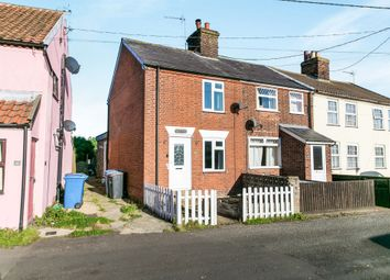 Thumbnail 2 bed end terrace house for sale in The Street, Shotley, Ipswich