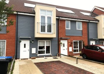 Thumbnail 2 bed terraced house for sale in Longden Avenue, Addlestone