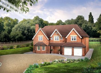 Thumbnail 6 bed detached house for sale in Heathbourne Road, Bushey Heath