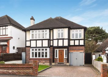 Thumbnail 4 bedroom detached house for sale in The Drive, Buckhurst Hill, Essex