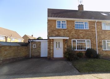 Thumbnail 3 bed semi-detached house for sale in Butts Bridge Road, Hythe