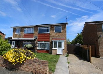 Thumbnail 3 bed semi-detached house to rent in St Lawrence Gardens, Leigh-On-Sea, Essex