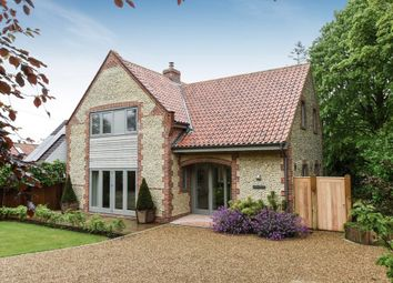 Thumbnail 3 bed detached house for sale in Cley Road, Blakeney, Holt