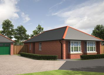 Thumbnail 3 bedroom detached bungalow for sale in Witham Road, Woodhall Spa, Lincolnshire