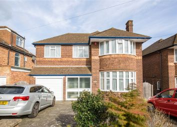 Thumbnail 4 bed detached house for sale in Southover, Woodside Park, London
