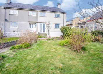 Thumbnail 3 bed semi-detached house for sale in Cae Capel, Tudweiliog, Pwllheli, Gwynedd