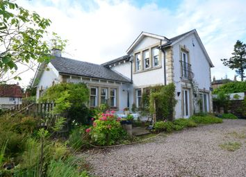 Thumbnail 3 bed detached house for sale in East Abercromby Street, Helensburgh, Argyll & Bute