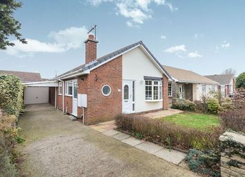 Thumbnail 2 bed bungalow for sale in Chapel Fields, Holme-On-Spalding-Moor, York