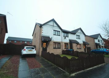 Thumbnail 2 bed terraced house for sale in Mellerstain Drive, Glasgow