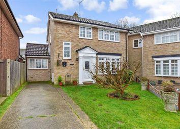 Thumbnail 4 bed detached house for sale in Pound Bank Close, West Kingsdown, Sevenoaks, Kent