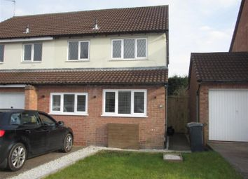Thumbnail 3 bed semi-detached house to rent in Rainsbrook Drive, Shirley, Solihull