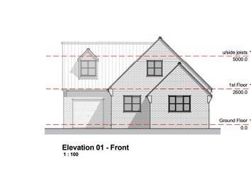 Thumbnail 3 bed detached house for sale in Lowgate, Gosberton, Spalding