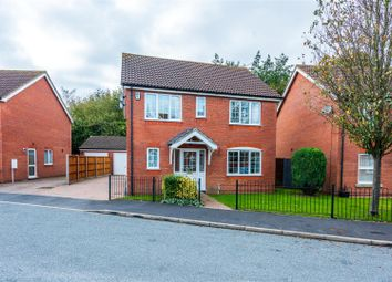 Thumbnail 4 bed detached house for sale in Fairfax Close, Boston