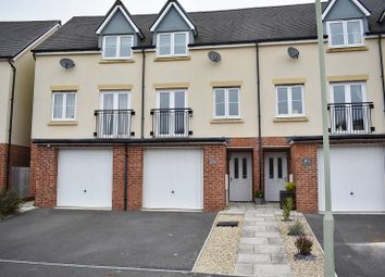 Thumbnail 4 bed terraced house for sale in Wood Green, Cefn Glas, Bridgend.
