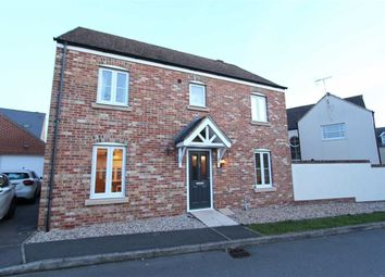 Thumbnail 4 bedroom detached house to rent in Winterbourne Road, Swindon, Wiltshire