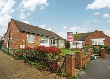 Thumbnail 2 bed semi-detached bungalow for sale in Weight Road, Chelmsford