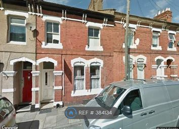 Thumbnail 1 bed flat to rent in St Pauls Rd, Northampton