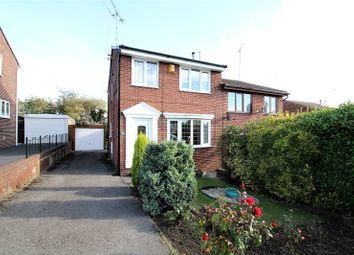 Thumbnail 3 bed semi-detached house for sale in Eastfield Drive, Pontefract, West Yorkshire