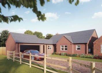 Thumbnail 2 bed detached bungalow for sale in Swithins Wood, Lower Quinton, Stratford Upon Avon