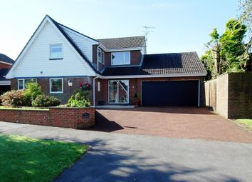 Thumbnail 4 bed detached house for sale in Halifax Close, Meir Park, Stoke-On-Trent