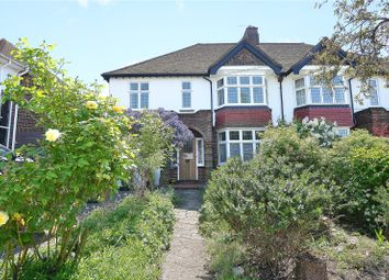 Thumbnail 4 bed semi-detached house for sale in Belltrees Grove, London SW162Hz