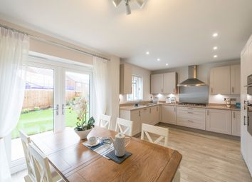 Thumbnail 4 bed detached house for sale in Romney Way, Worcester