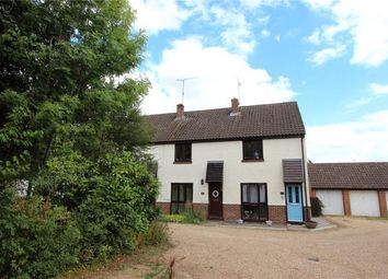 Thumbnail 2 bed end terrace house for sale in Colehills Close, Clavering, Saffron Walden, Essex
