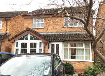 Thumbnail 3 bed detached house to rent in Goodwood Close, Stratford-Upon-Avon
