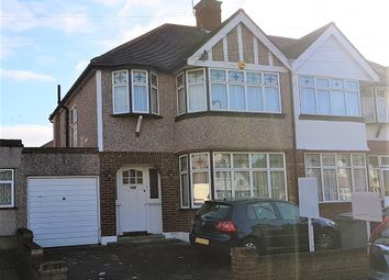 Thumbnail 4 bed semi-detached house to rent in Crundale Avenue, London