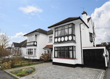 Thumbnail 4 bed semi-detached house for sale in Hamilton Close, Leigh-On-Sea, Essex