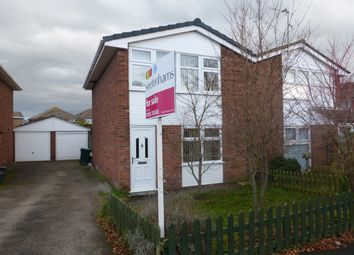 Thumbnail 3 bed semi-detached house for sale in Hallfield Drive, Elton, Chester