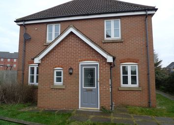 Thumbnail 3 bedroom end terrace house to rent in Spindle Court, Mansfield