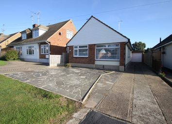 Thumbnail 2 bed detached bungalow for sale in Leamington Road, Hockley