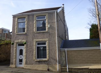 Thumbnail 2 bed detached house for sale in Herbert Road, Melyn, Neath .