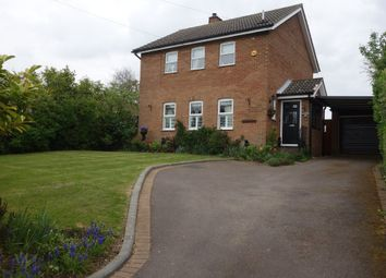 Thumbnail 4 bed detached house for sale in High Street, Wrentham, Beccles