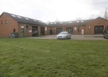 Thumbnail Industrial to let in Unit 1B, Tattershall Road Industrial Estate, Woodhall Spa