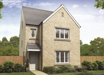 "Thumbnail 4 bed detached house for sale in ""The Ledsham"" at Crosland Road, Oakes, Huddersfield"