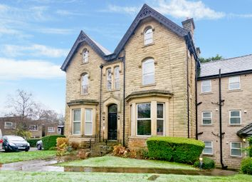 Thumbnail 2 bed flat for sale in Park Villas, Roundhay, Leeds
