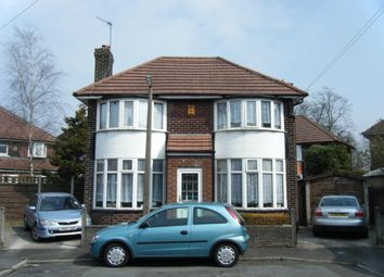 Thumbnail 3 bed detached house to rent in Conway Close, Whitefield, Manchester