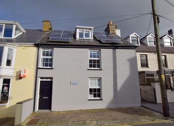 Thumbnail 4 bed end terrace house for sale in Aberporth, Cardigan