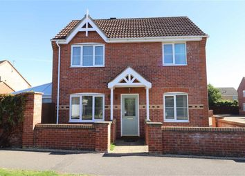 Thumbnail 3 bed property for sale in Lichfield Road, Bracebridge Heath, Lincoln