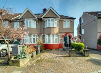 Thumbnail 3 bed end terrace house for sale in Dimsdale Drive, London