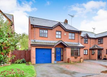 Thumbnail 4 bed detached house for sale in Wolston Meadow, Middleton, Milton Keynes, Buckinghamshire