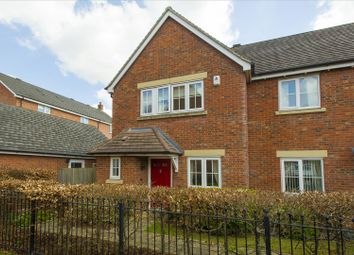 Thumbnail 3 bed semi-detached house for sale in Roe Gardens, Ruddington, Nottingham