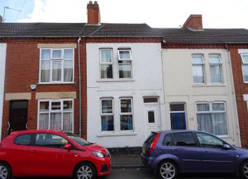 Thumbnail 3 bed terraced house for sale in St. Saviours Road, Coalville, Leicestershire
